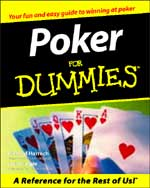 Click for more information on Poker for Dummies