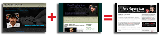 Lou Krieger Websites